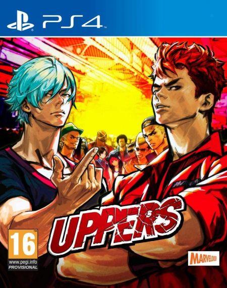 Echanger le jeu Uppers sur PS4