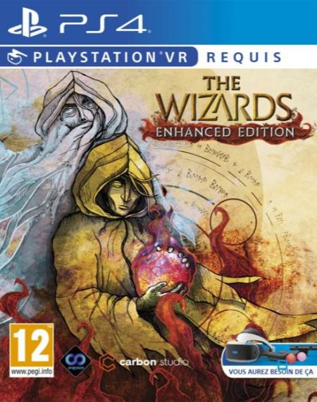 Echanger le jeu The Wizards - Enhanced Edition sur PS4