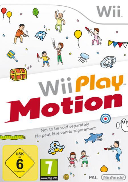 Echanger le jeu Wii Play Motion sur Wii