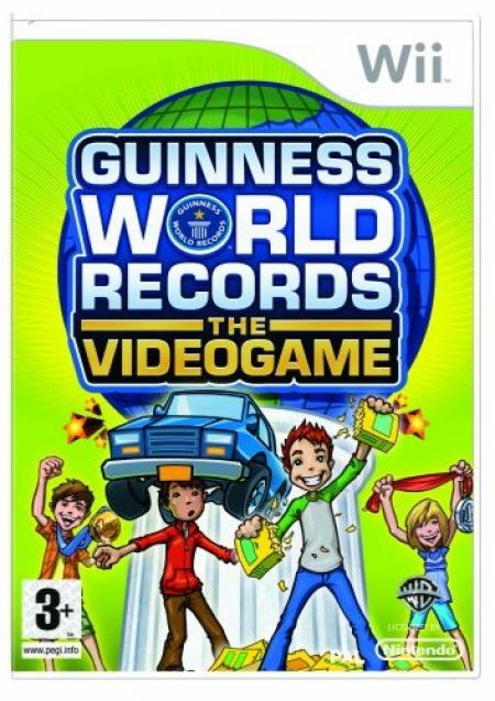 Echanger le jeu Guinness World Records le Jeu Video sur Wii