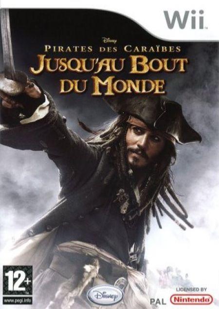 Echanger le jeu Pirates des Caraibes : Jusqu'au Bout du Monde sur Wii