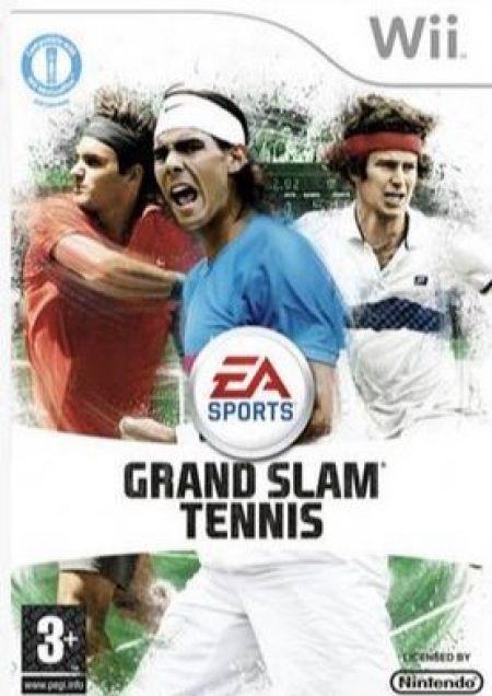 Echanger le jeu Grand Slam Tennis sur Wii