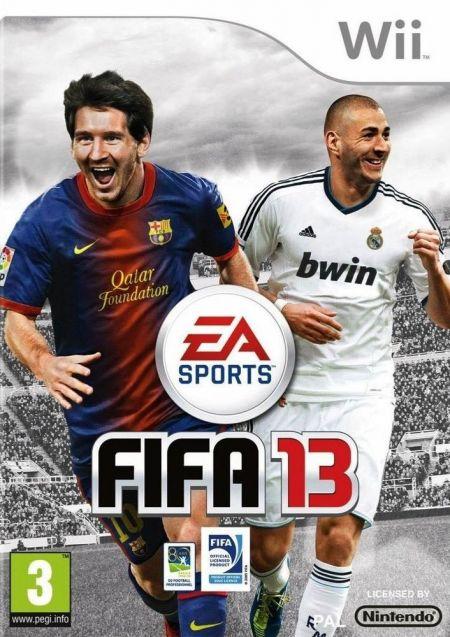 Echanger le jeu FIFA 13 sur Wii