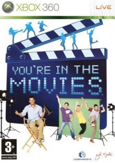 Echanger le jeu You're In The Movies sur Xbox 360