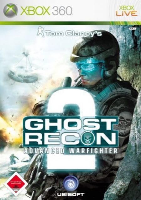 Echanger le jeu Ghost Recon Advanced Warfighter 2 sur Xbox 360