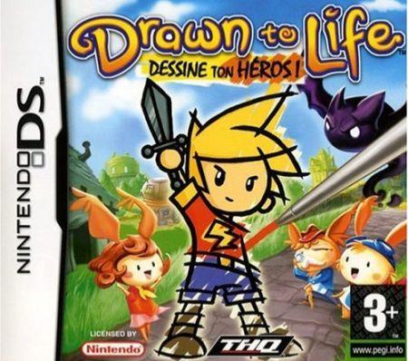 Echanger le jeu Drawn To Life : Dessine ton Hero !  sur Ds