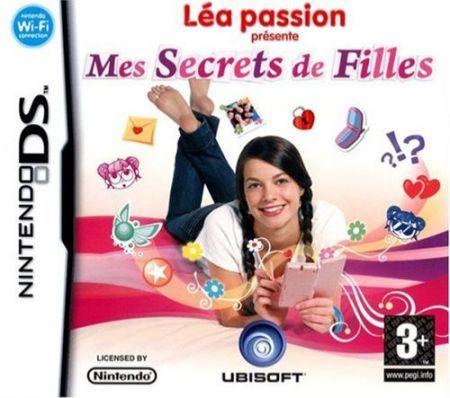 Echanger le jeu Lea Passion : Mes Secrets de Filles  sur Ds