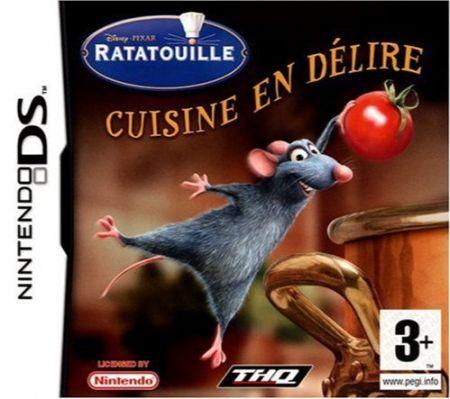 Echanger le jeu Ratatouille : Cuisine En Delire  sur Ds