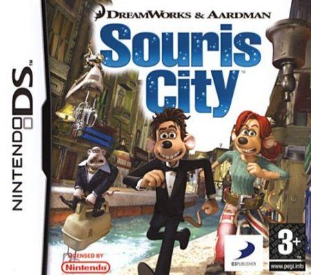 Echanger le jeu Souris City sur Ds