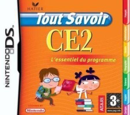 Echanger le jeu Tout savoir CE2 - l'essentiel du programme  sur Ds