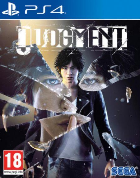 Echanger le jeu Judgment  sur PS4