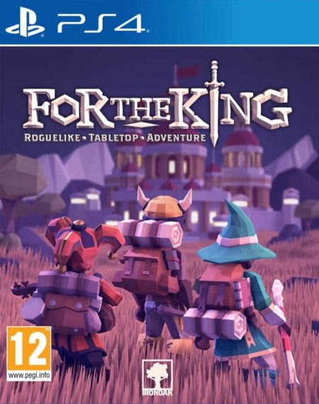 Echanger le jeu For the King sur PS4