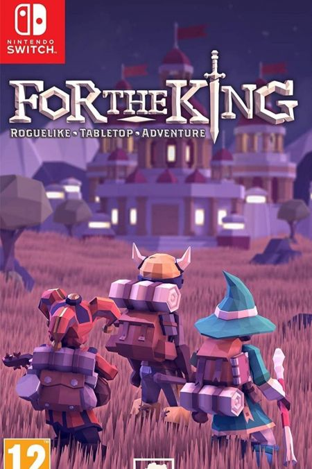 Echanger le jeu For The King  sur Switch