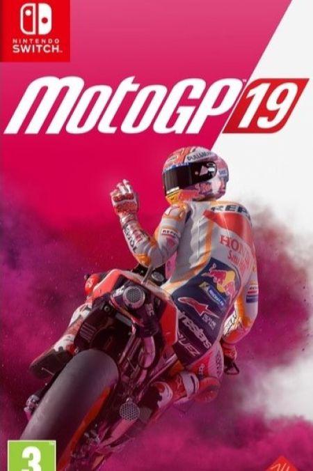 Echanger le jeu Moto GP19 sur Switch