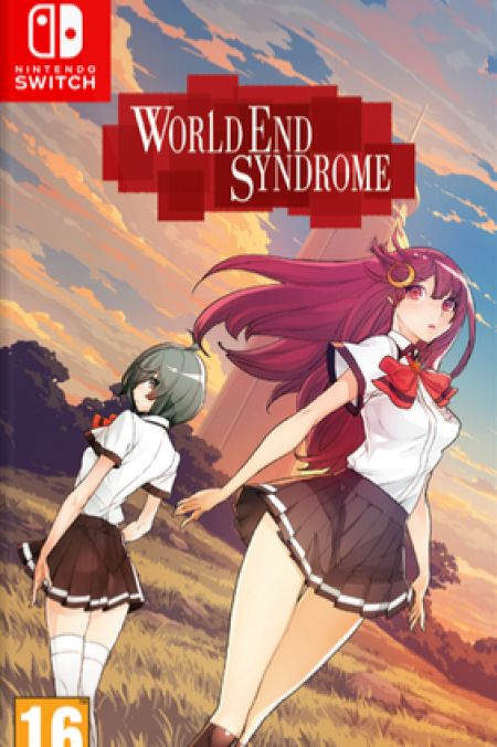 Echanger le jeu WorldEnd Syndrome sur Switch