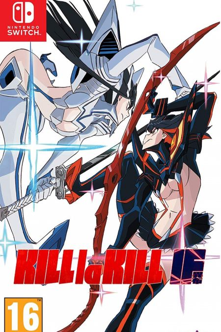 Echanger le jeu KILL la KILL - IF  sur Switch
