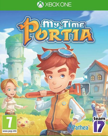 Echanger le jeu My Time at Portia sur Xbox One