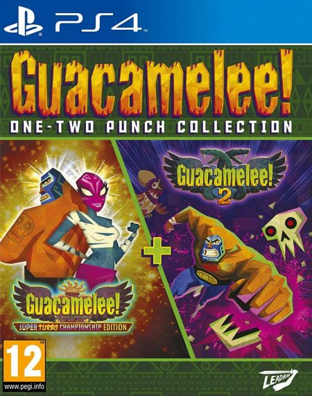 Echanger le jeu Guacamelee! One-Two Punch Collection sur PS4