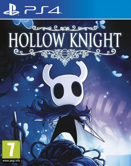 Echanger le jeu Hollow Knight sur PS4
