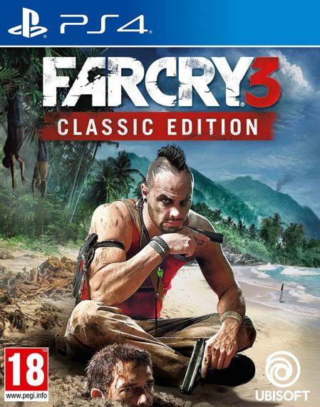 Echanger le jeu Far Cry 3 - Classic Edition sur PS4