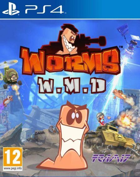 Echanger le jeu Worms : Weapons of Mass Destruction  sur PS4