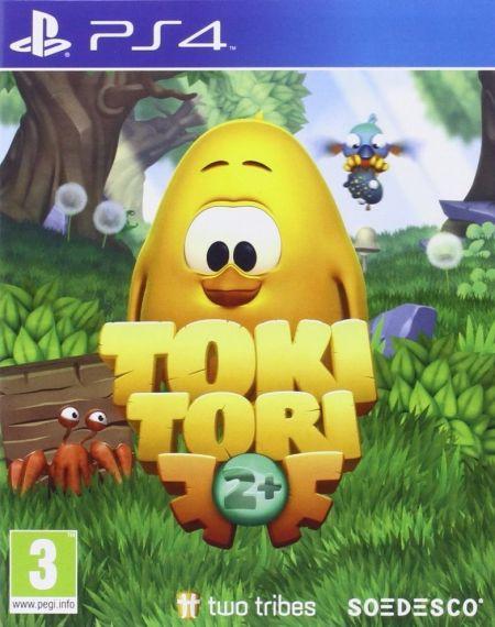Echanger le jeu Toki Tori 2+  sur PS4
