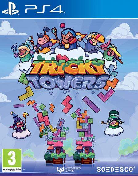 Echanger le jeu Tricky Towers  sur PS4