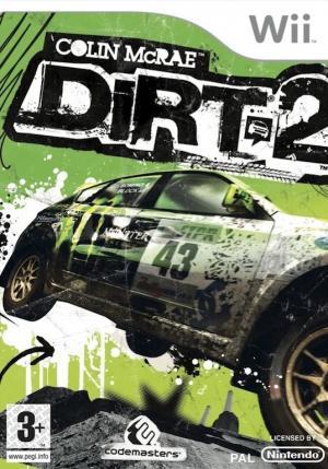 Echanger le jeu Colin Mc Rae Dirt 2 sur Wii