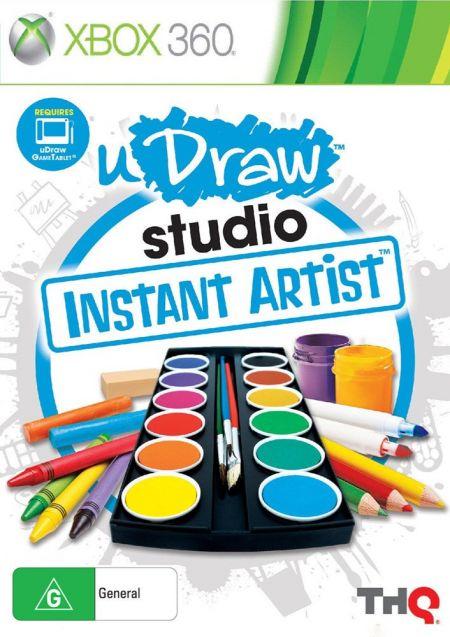 Echanger le jeu uDraw Studio : Dessiner Facilement (uDraw Gametablet Requise) sur Xbox 360
