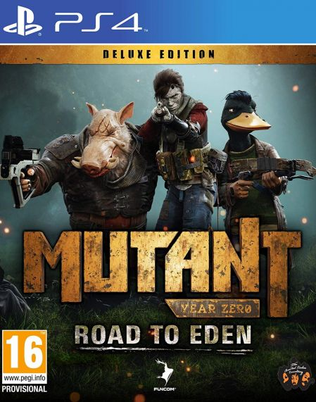 Echanger le jeu Mutant Year Zero - Road to Eden sur PS4