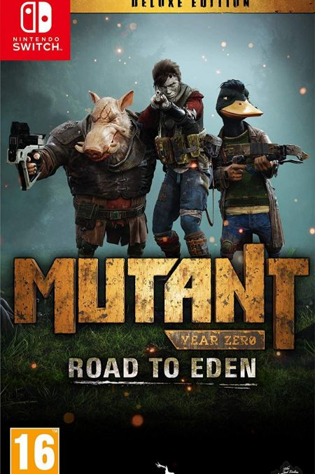 Echanger le jeu Mutant Year Zero - Road to Eden sur Switch