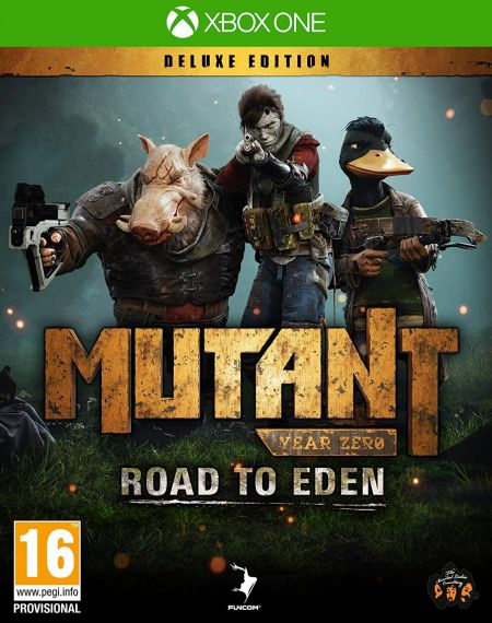 Echanger le jeu Mutant Year Zero - Road to Eden sur Xbox One