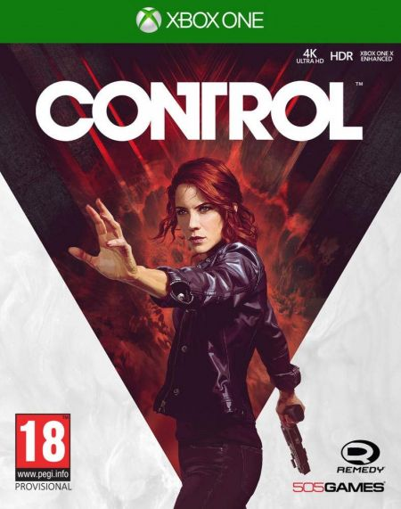 Echanger le jeu Control sur Xbox One