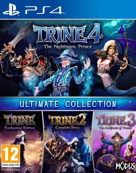 Echanger le jeu Trine - Ultimate Collection sur PS4