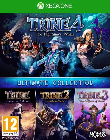 Echanger le jeu Trine - Ultimate Collection sur Xbox One
