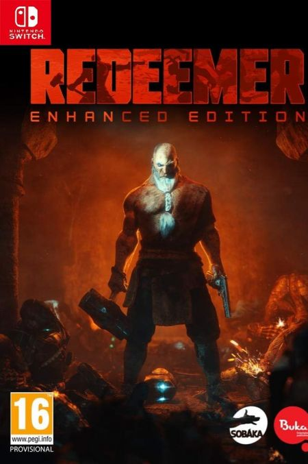 Echanger le jeu Redeemer - Enhanced Edition sur Switch