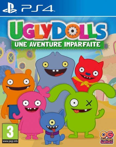 Echanger le jeu Ugly Dolls - Une Aventure Imparfaite  sur PS4