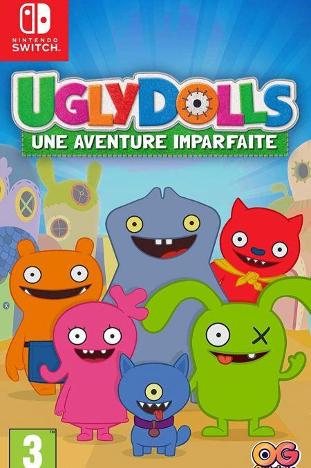 Echanger le jeu Ugly Dolls - Une Aventure Imparfaite  sur Switch