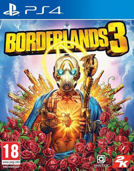 Echanger le jeu Borderlands 3 sur PS4