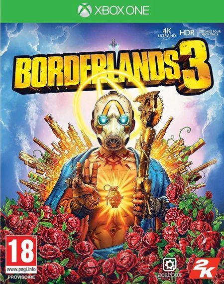 Echanger le jeu Borderlands 3 sur Xbox One