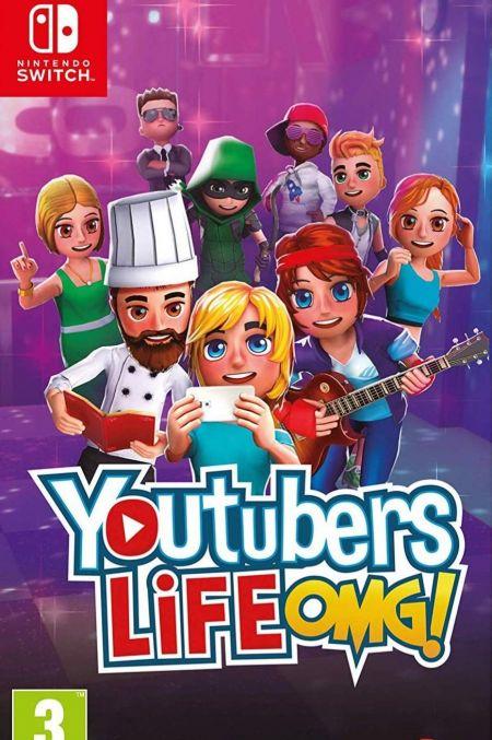 Echanger le jeu Youtubers Life OMG! sur Switch