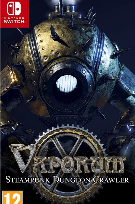 Echanger le jeu Vaporum  sur Switch