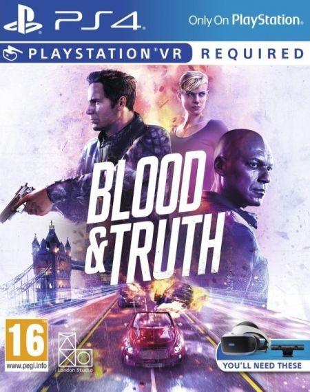 Echanger le jeu Blood & Truth (PS-VR Requis) sur PS4