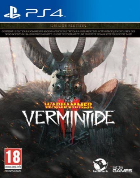 Echanger le jeu Vermintide 2 - Deluxe Edition sur PS4