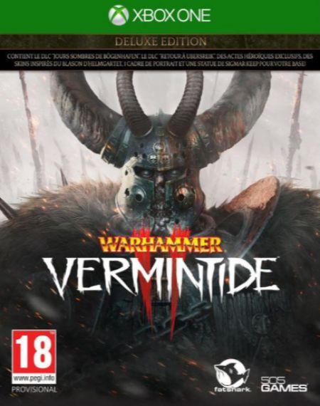 Echanger le jeu Vermintide 2 - Deluxe Edition sur Xbox One