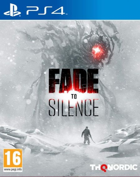 Echanger le jeu Fade To Silence  sur PS4