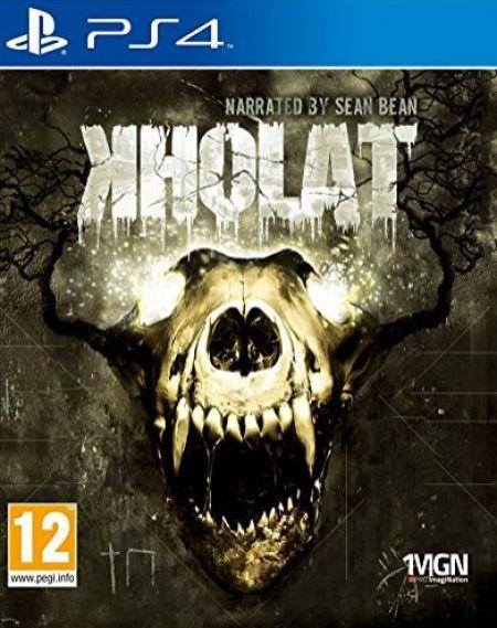 Echanger le jeu Kholat sur PS4