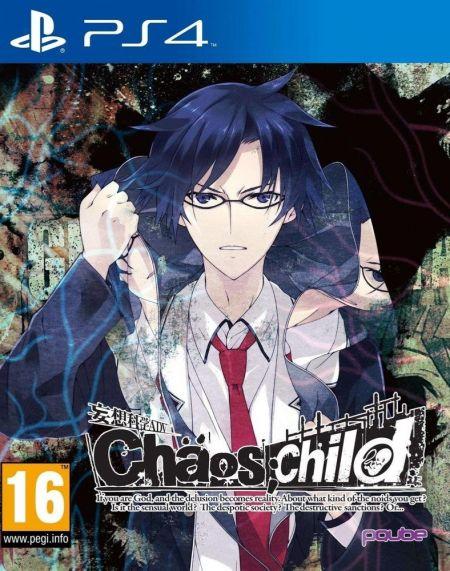 Echanger le jeu Chaos Child sur PS4