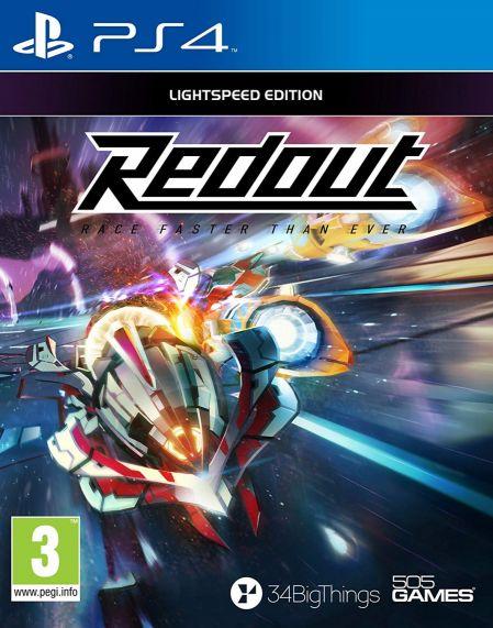 Echanger le jeu Redout - Lightspeed Edition sur PS4