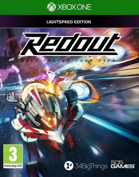 Echanger le jeu Redout - Lightspeed Edition sur Xbox One